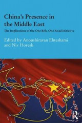 Omslag - China's Presence in the Middle East