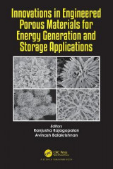 Omslag - Innovations in Engineered Porous Materials for Energy Generation and Storage Applications