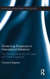 Omslag - Governing Diasporas in International Relations