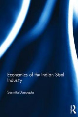 Omslag - Economics of the Indian Steel Industry