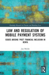 Omslag - Law and Regulation of Mobile Payment Systems