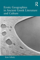 Omslag - Erotic Geographies in Ancient Greek Literature and Culture