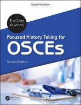 Omslag - The Easy Guide to Focused History Taking for OSCEs, Second Edition