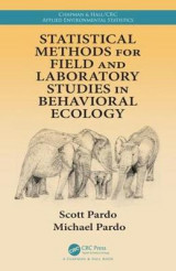 Omslag - Statistical Methods for Field and Laboratory Studies in Behavioral Ecology
