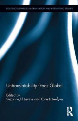 Omslag - Untranslatability Goes Global