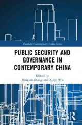 Omslag - Public Security and Governance in Contemporary China