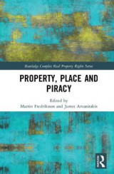 Omslag - Property, Place and Piracy