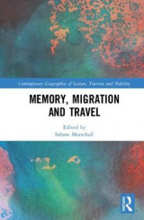 Omslag - Memory, Migration and Travel
