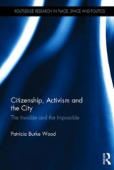 Omslag - Citizenship, Activism and the City
