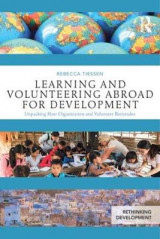 Omslag - Learning and Volunteering Abroad for Development