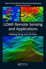 Omslag - LiDAR Remote Sensing and Applications