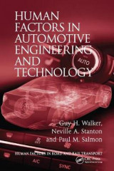 Omslag - Human Factors in Automotive Engineering and Technology