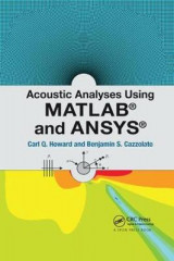 Omslag - Acoustic Analyses Using Matlab (R) and Ansys (R)