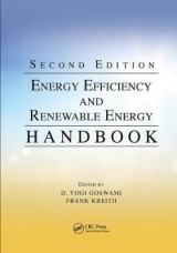 Omslag - Energy Efficiency and Renewable Energy Handbook, Second Edition