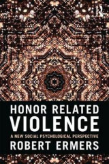 Omslag - Honor Related Violence