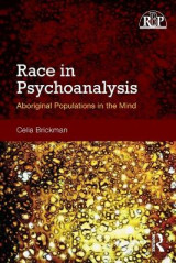 Omslag - Race in Psychoanalysis