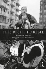 Omslag - It is Right to Rebel
