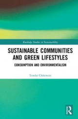 Omslag - Sustainable Communities and Green Lifestyles