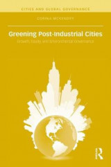 Omslag - Greening Post-Industrial Cities