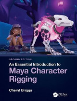 Omslag - An Essential Introduction to Maya Character Rigging