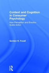 Omslag - Context and Cognition in Consumer Psychology