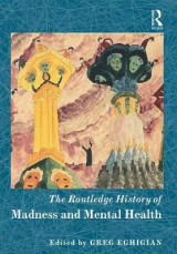 Omslag - The Routledge History of Madness and Mental Health