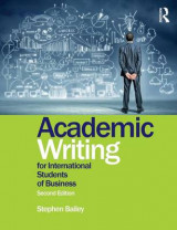 Omslag - Academic Writing for International Students of Business