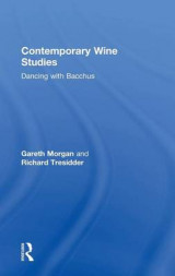 Omslag - Contemporary Wine Studies
