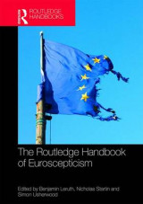 Omslag - The Routledge Handbook of Euroscepticism