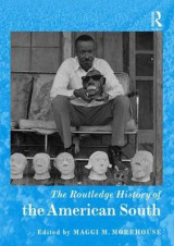 Omslag - The Routledge History Handbook of the American South