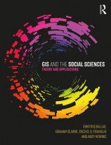 Omslag - GIS and the Social Sciences