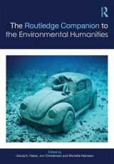 Omslag - The Routledge Companion to the Environmental Humanities