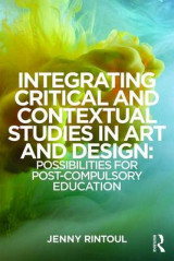 Omslag - Integrating Critical and Contextual Studies in Art and Design Education