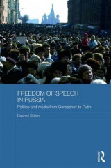 Omslag - Freedom of Speech in Russia