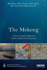 Omslag - The Mekong: A Socio-Legal Approach to River Basin Development