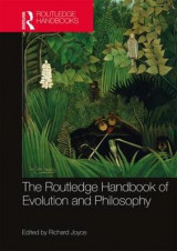 Omslag - The Routledge Handbook of Evolution and Philosophy