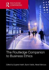 Omslag - The Routledge Companion to Business Ethics