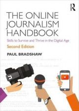 Omslag - The Online Journalism Handbook