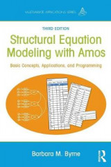 Omslag - Structural Equation Modeling with AMOS