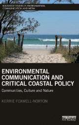 Omslag - Environmental Communication and Critical Coastal Policy