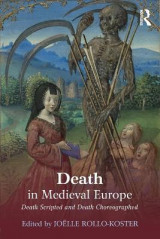 Omslag - Death in Medieval Europe
