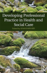 Omslag - Developing Professional Practice in Health and Social Care