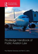 Omslag - Routledge Handbook of Public Aviation Law