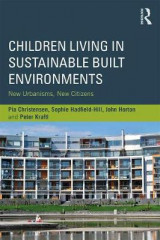 Omslag - Children Living in Sustainable Built Environments