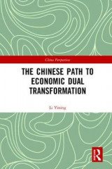 Omslag - The Chinese Path to Economic Dual Transformation