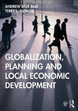 Omslag - Globalization, Planning and Local Economic Development