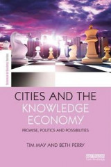 Omslag - Cities and the Knowledge Economy