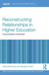 Omslag - Reconstructing Relationships in Higher Education
