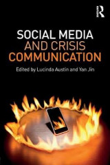 Omslag - Social Media and Crisis Communication
