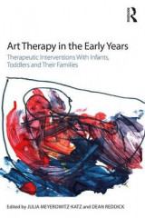 Omslag - Art Therapy in the Early Years